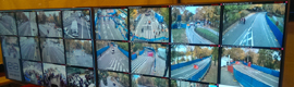 Sony IP cameras monitor the route of the marathon in New York