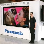 LG reaffirms its commitment to the plasma