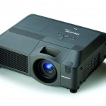 Christie LX400, 3 LCD XGA projector and 4,000 lumens
