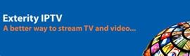 Exterity lanza la nueva gama de productos 1080p Building IPTV
