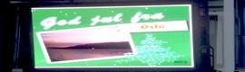 El digital signage interactúa con el móvil