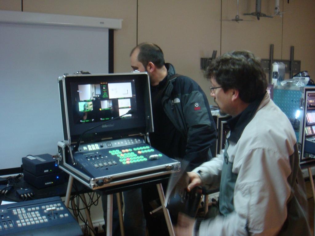 Datavideo In Dimasa Mobile Studios In A Suitcase