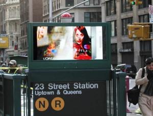 Digital Signage en Nueva York