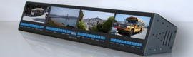 Tamuz OCM 404W HD: rack de cuatro monitores OLED
