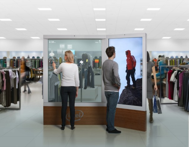Digital signage (Foto: Intel)