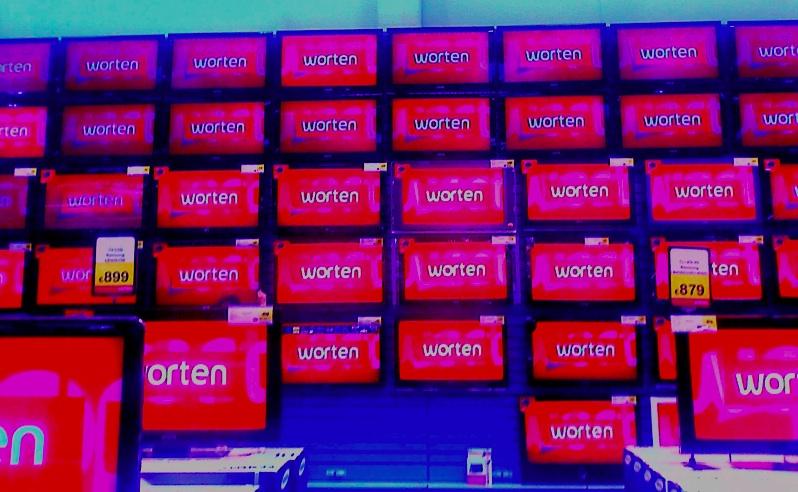Worten impacta a sus clientes a trav s de su canal de - Proyector worten ...