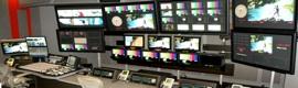 Multipantallas Miranda en los nuevos estudios en HD de HBO