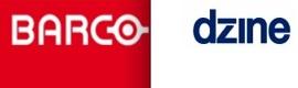Barco refuerza su presencia en digital signage con la compra de DZine