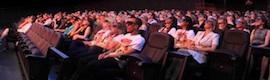Experiencia 4D en el Madame Tussauds de Londres
