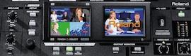 VR-5: Roland anuncia su AV Mixer & Recorder con salida para streaming en directo
