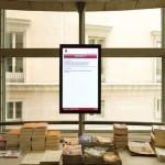 Cartelería digital en el Senado español con Tecnilogica y Spinetix