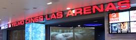 Christie, principal proveedor de proyectores en el despliegue digital de Yelmo Cines en España