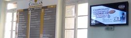 La Universidad de Comillas pone en marcha un canal de digital signage