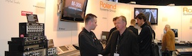 Roland en ISE 2011: pasión por el audio y el vídeo