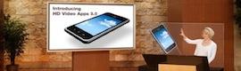 Telepresence Podium: DVE evoluciona la realidad aumentada