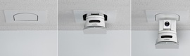 CeilingView: Vaddio pervade them cameras PTZ on the ceiling