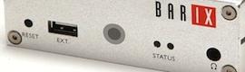 Barix presentará en IBC el nuevo Exstreamer 205 para distribución de audio IP en retail