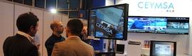 Ceymsa lleva a Total Media sus últimas novedades en el mercado audiovisual