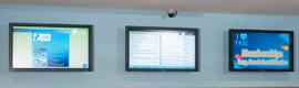 El Centro Acuático de Thomastown escoge las soluciones de digital signage de Onelan