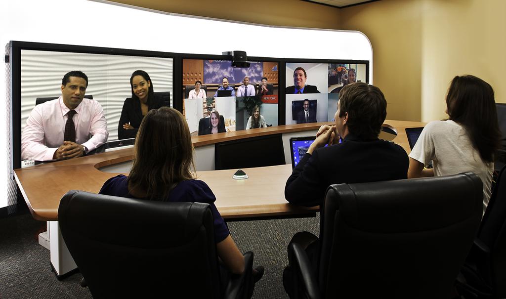 Polycom avanza en la interoperabilidad universal de los sistemas de telepresencia