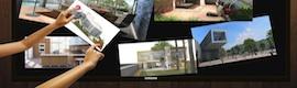 Activa Media lanza las pantallas táctiles LED Touch en España