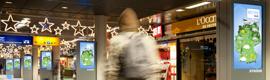 Ströer despliega su canal DOOH en varios centros comerciales alemanes