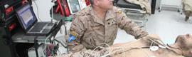 El Ministerio de Defensa dota de equipos de telemedicina a los militares destinados en Afganistán