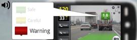 iOnRoad, la aplicación de Android que calcula la distancia de seguridad