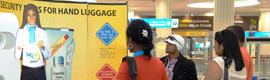 El aeropuerto de Dubai instala cuatro asistentes virtuales para ayudar a los pasajeros