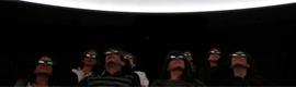 CosmoCaixa estrena un nuevo planetario con tecnología 3D