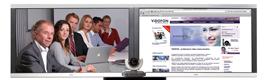 Dekom Visual Solutions ofrece financiación al cero por ciento en soluciones de telepresencia