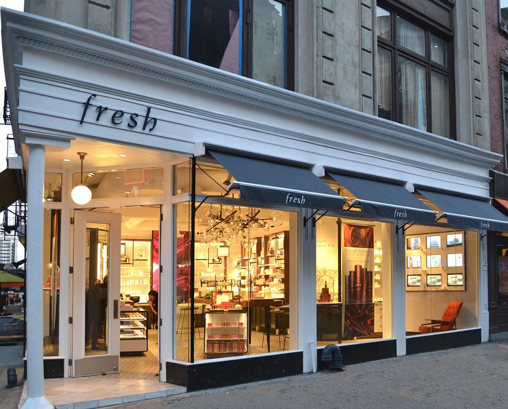 la tienda de fresh en nueva york renueva su imagen de la