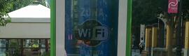 Internet Kioskos instala 6 puntos de información interactivos en Langreo