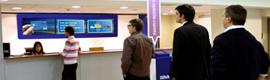 El BBVA escoge a John Ryan para gestionar su canal de digital signage