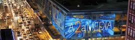 Leurocom llevará a ISE 2012 un innovador globo LED y su nueva solución Mediaglass