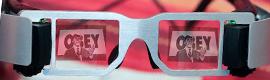 Lumus desarrolla unas gafas de realidad aumentada totalmente transparentes