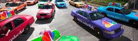 La NBC suministrará contenidos a miles de taxis y gasolineras de todo Estados Unidos vía DOOH
