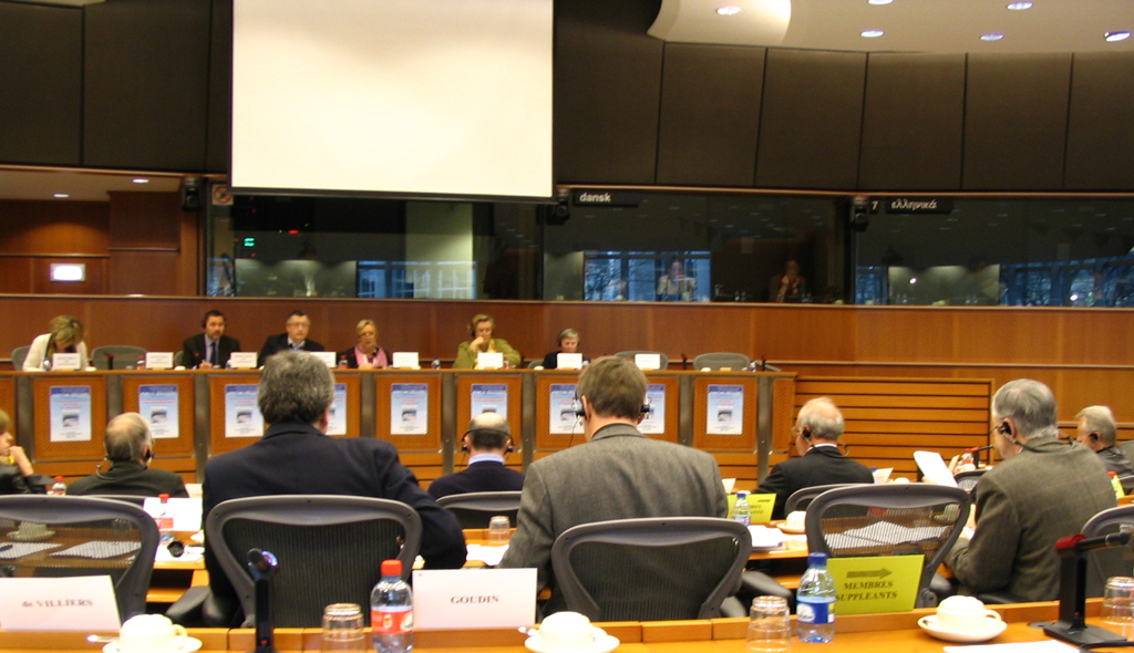 El parlamento europeo adjudica a bt sus servicios de for Streaming parlamento