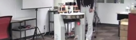 Crean un robot de telepresencia cuerpo a cuerpo