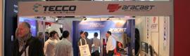 Tecco y Aranova expondrán su suite Aracast en ISE 2012