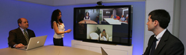 Famous installs equipment of telepresence and video conferencing Techno Trends