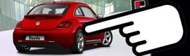 Volkswagen diseña una aplicación para Apple del nuevo Beetle
