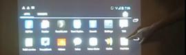 Investigan cómo combinar Android, Kinect y un proyector para convertir cualquier superficie en una interfaz