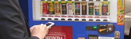La última moda en Japón: máquinas de refrescos con WiFi incorporado