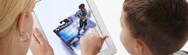 Bandai lleva la realidad aumentada al embalaje de sus juguetes