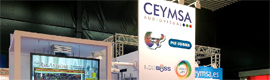 Ceymsa ISE 2012 take their latest in the audiovisual market
