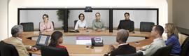 Auguran un importante crecimiento del mercado de videoconferencia y telepresencia