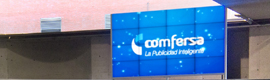 Comfersa instala cuatro nuevos videowalls de gran formato en la estación de Atocha