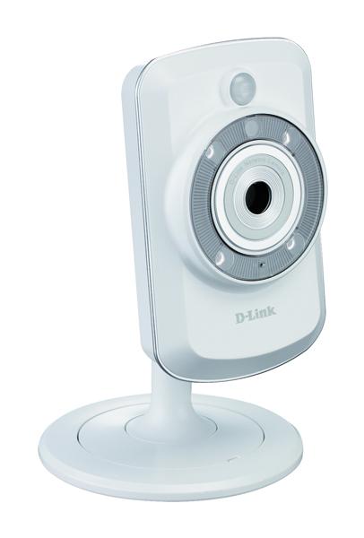 D link presenta la nueva c mara ip inal mbrica dcs 942l - Camaras de vigilancia con grabacion ...