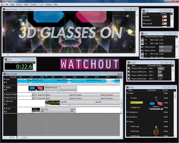dataton watchout software